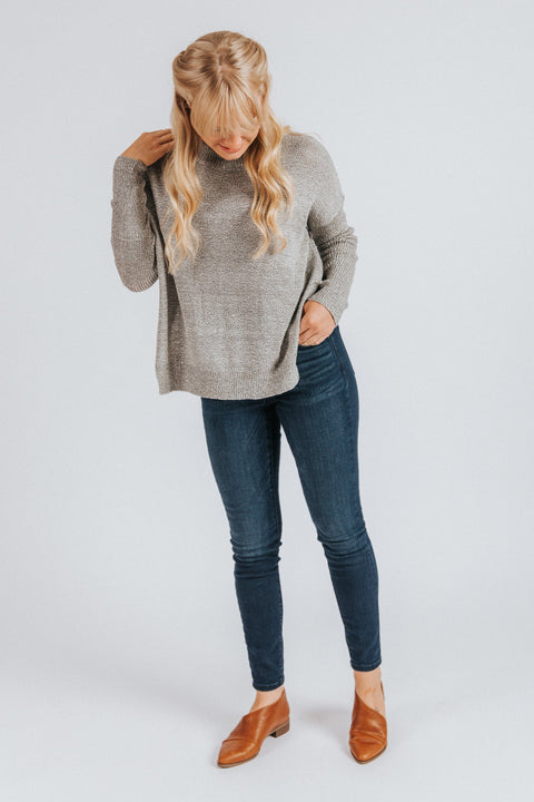 Delaney Sweater - Nell and Rose