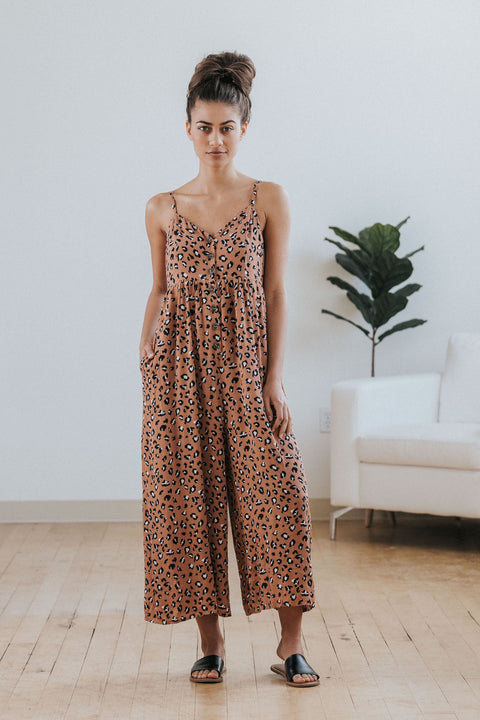 Jane Jumpsuit - Nell and Rose