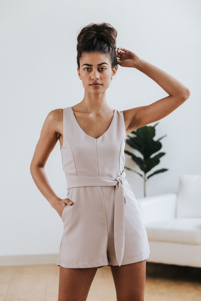 Pippa Romper - Nell and Rose