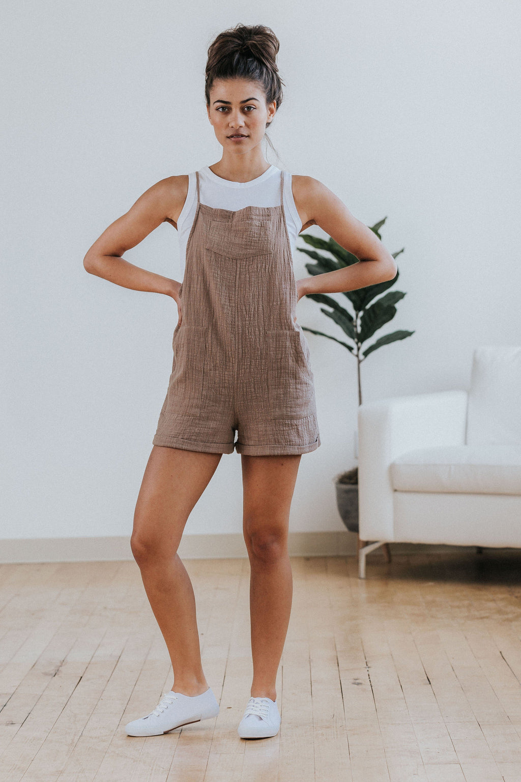 Tatum Romper - Nell and Rose