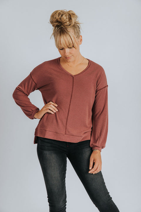 Rosalie Sweater - Nell and Rose