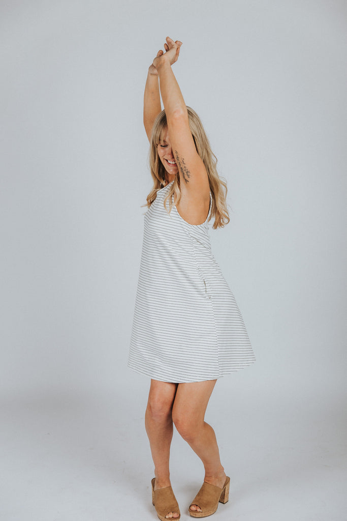 Hamptons Dress - Nell and Rose