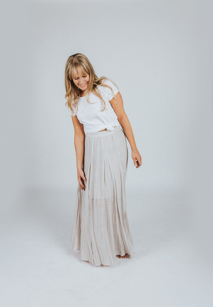 Stella Maxi Skirt - Nell and Rose