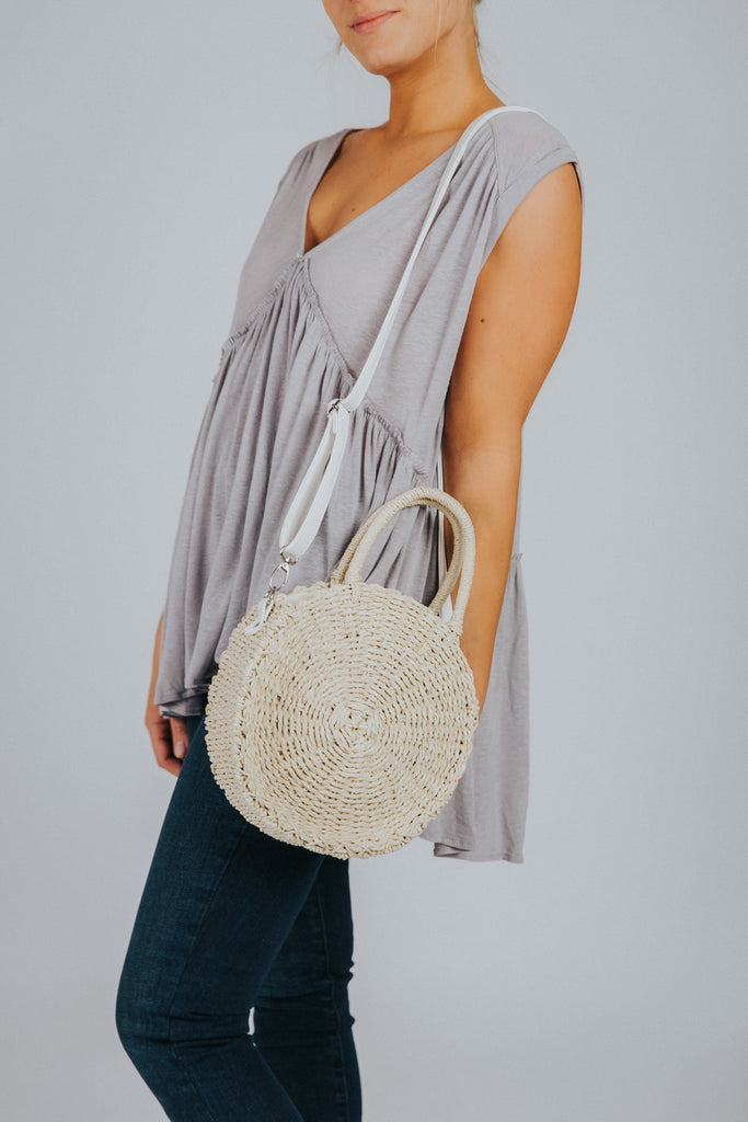 Bali Woven Bag - Nell and Rose