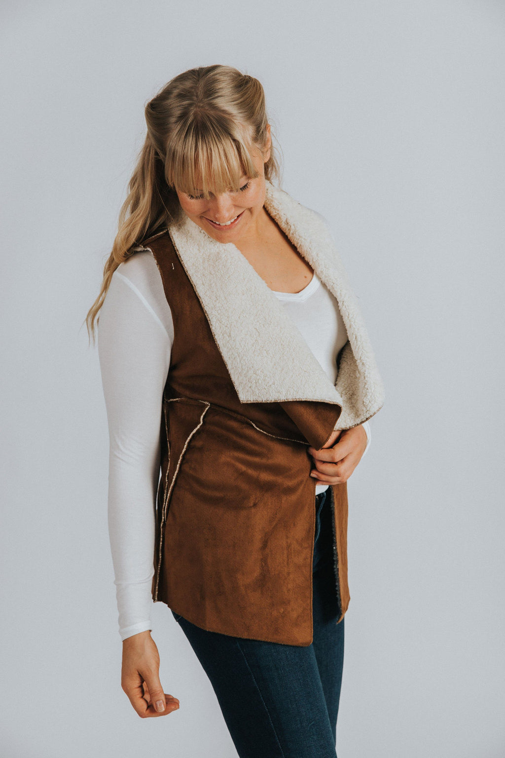 Stockholm Vest - Nell and Rose