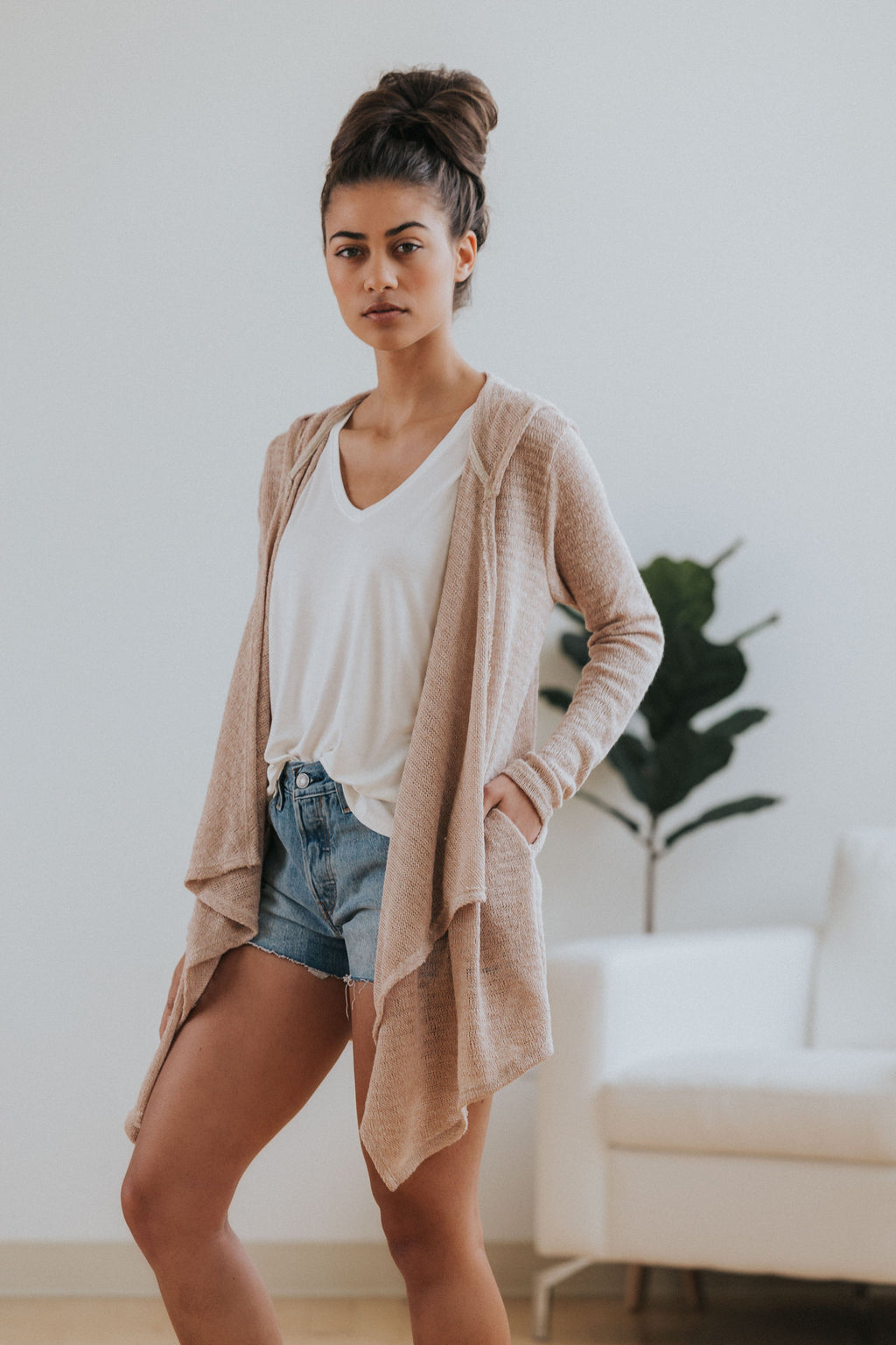 Beach Cardigan - Nell and Rose