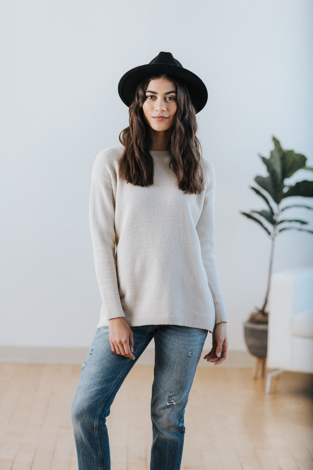 Tristan Sweater - Nell and Rose