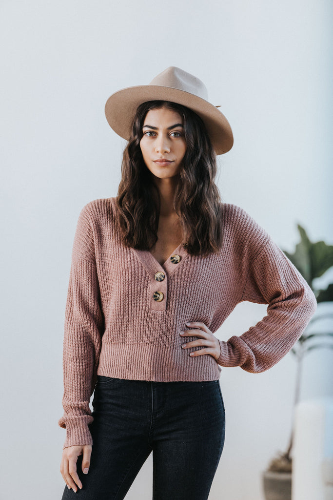 Baxter Sweater - Nell and Rose