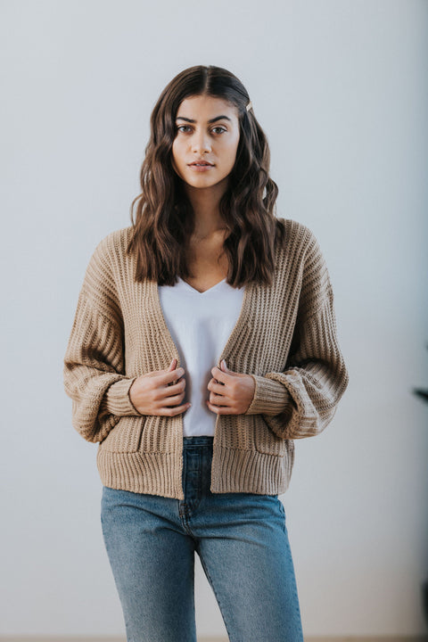 Lucia Cardigan - Nell and Rose