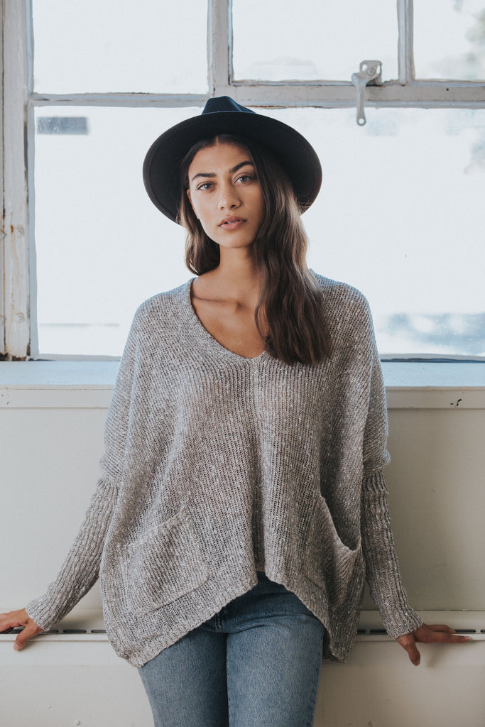 Elena Dolman Sweater - Nell and Rose