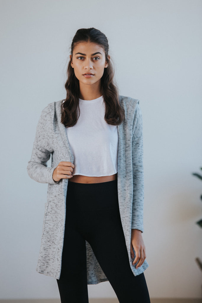 Landry Hooded Cardigan - Nell and Rose