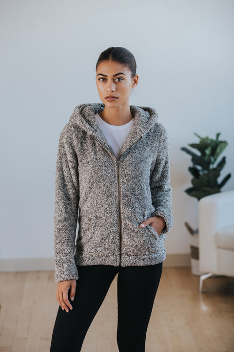 Sierra Zip Up - Nell and Rose