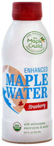 Enhanced Maple Water- Strawberry