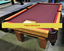 AMF Playmaster  used pool table