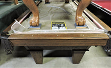 Hercules pool table
