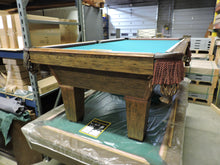 "1"" x 4' x 8' Pool Table"