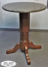 TCNAZ Granite top pub table