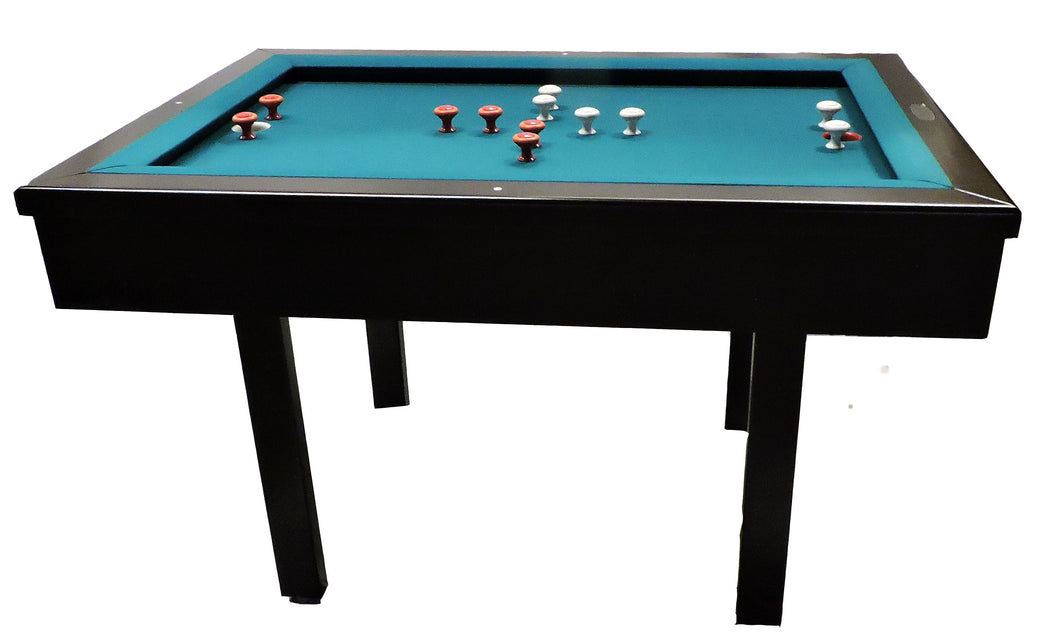 Our own T.C.Naz Bumper pool table