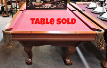 The T.C.NAZ MS Wayne pool table from our Showroom specials sale