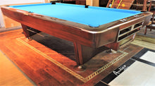 Gold Crown lll Billiard table