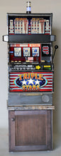 TCNAZ GREY slot machine cabinet