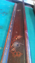 1880's Brilliant Novelty Antique Pool Table in Rosewood