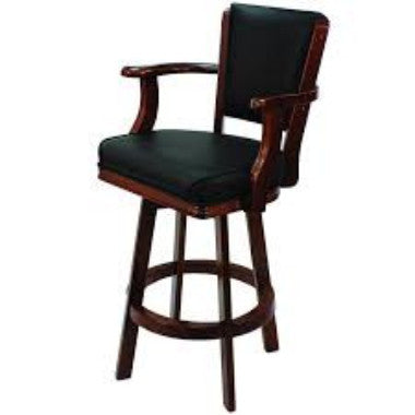 RAM Backed Bar Stool