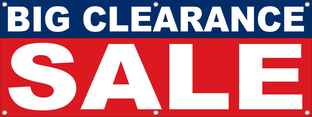 Extended clearance sale till Feb. 17th