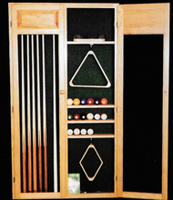Cue Combo Cabinet