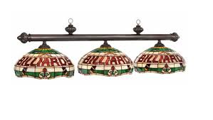 Tiffany style billiard lights CF50-B56