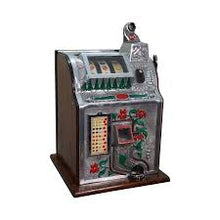 Antique slot machines
