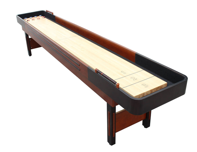 PREMIER MAPLE 12-FT. SHUFFLEBOARD TABLE