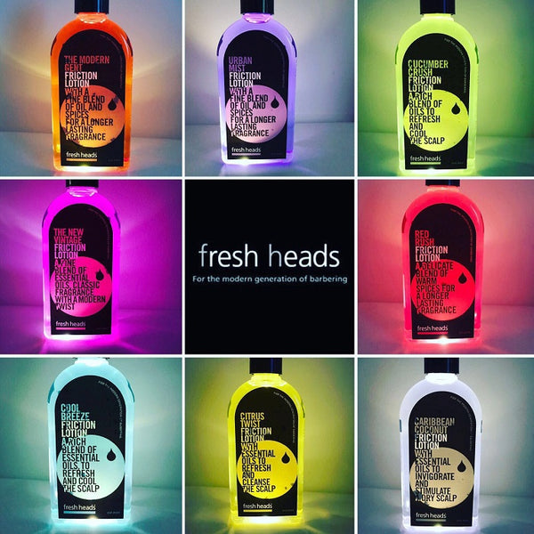 Fresh Heads Hair Tonics