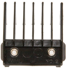 Wahl Metal Back Attachment Combs