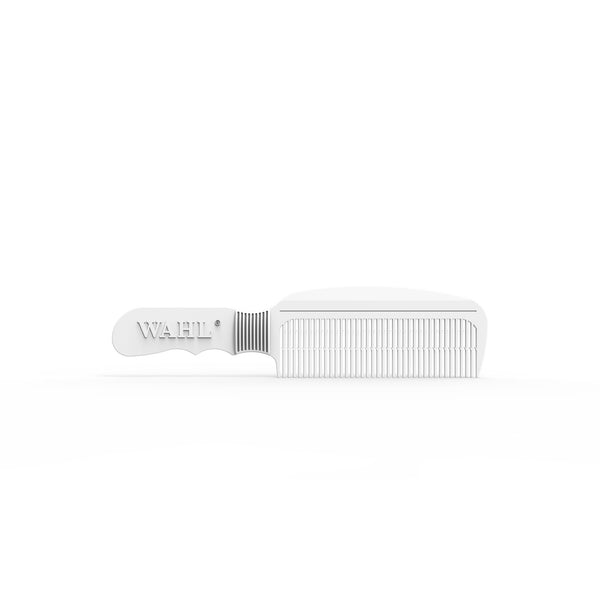 Wahl Speed Flat Top Comb -  White