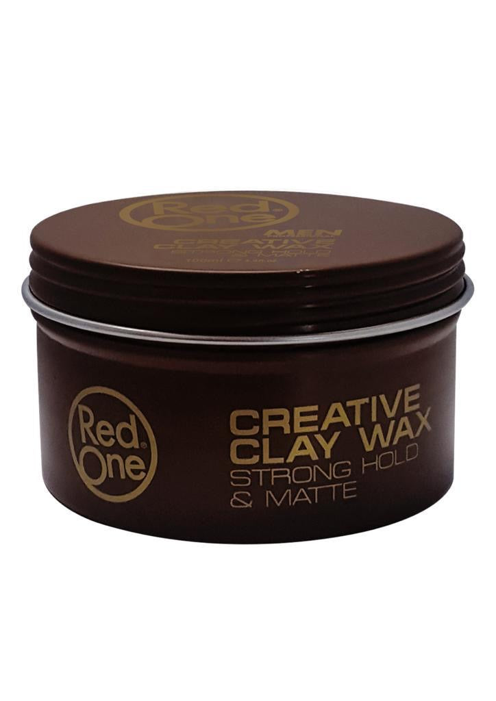 Red One Maximum Creative Clay Wax 100ml