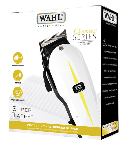 Wahl Super Taper Corded Clipper