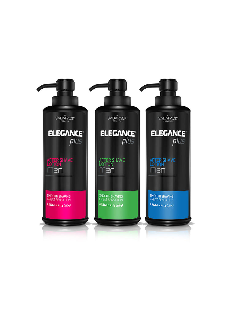 Elegance Plus After Shave Lotion - 500ml
