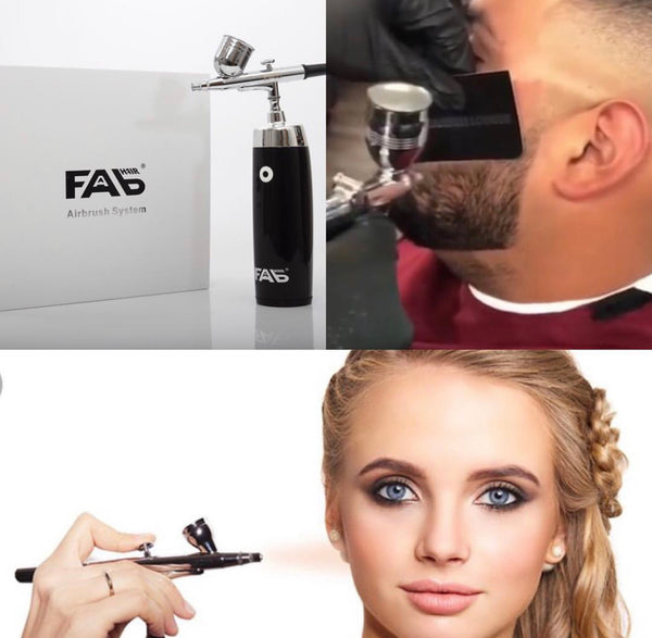 Fab Airbrush Hair Compressor