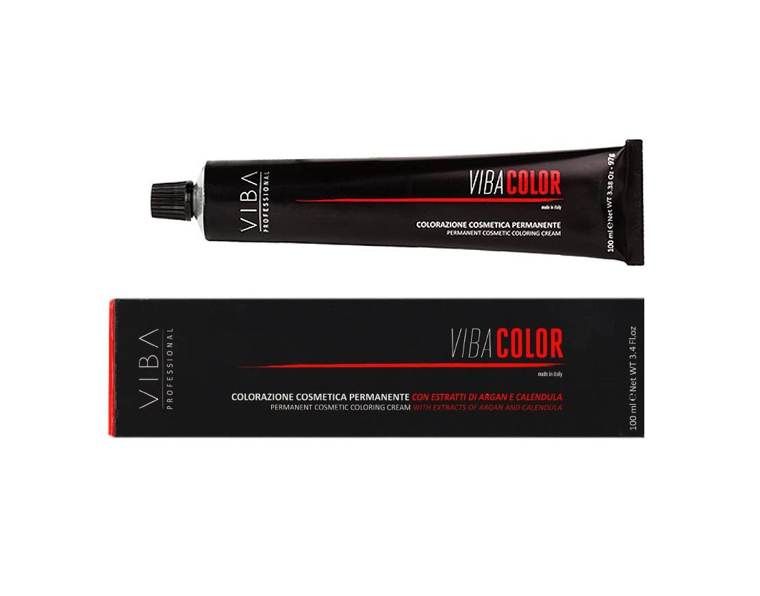 Viba Professional Permanent Color 100ml