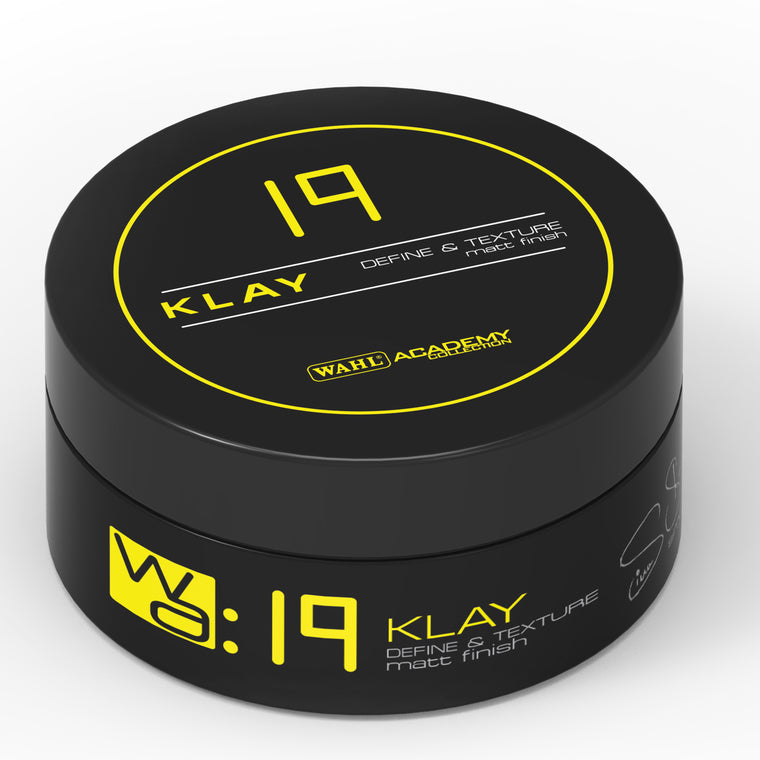 Wahl Academy Klay WA19 - Matte Finish 100ml