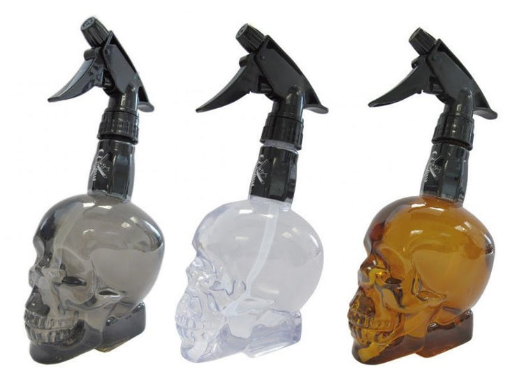 Skull Water Spray Bottles 600ml