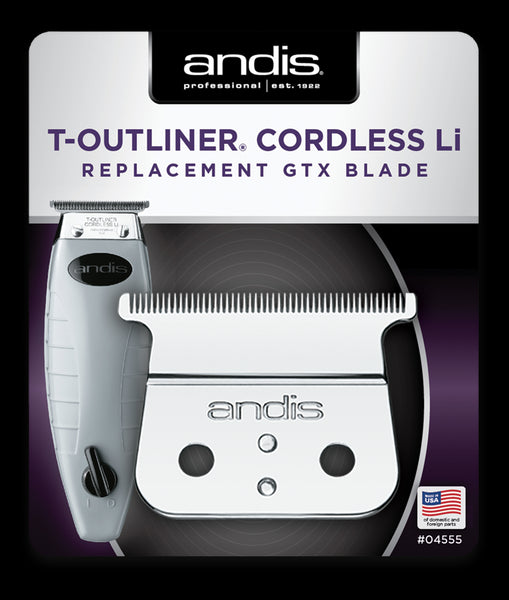 Andis T-Outliner Cordless Deep Tooth (GTX) Replacement Blade