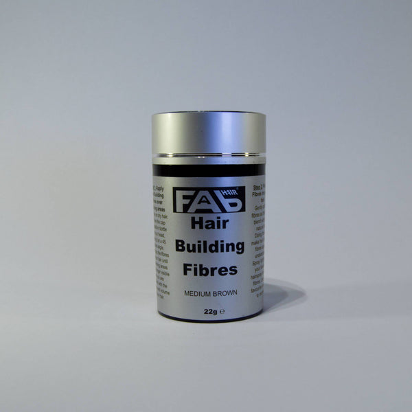 FAB Hair Building Fibres 22g - Available in 3 Colours