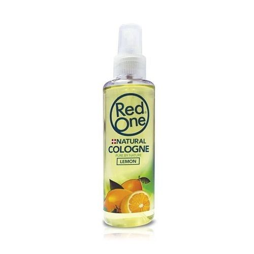Red One Lemon After Shave Lemon Cologne Spray - 150ml