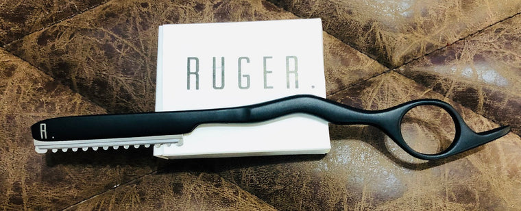 Ruger Feather Razor - Includes Blades
