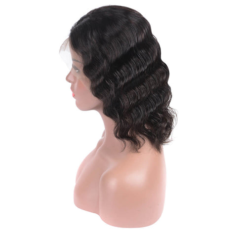 BODY WAVE BOB LACE FRONTAL WIG
