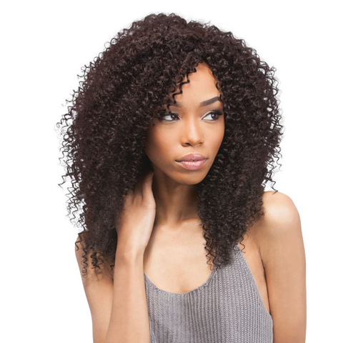 360° LACE FRONTAL -KINKY CURLY