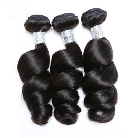 9A LOOSE WAVE - EXTENSIONS - BUNDLES