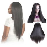 STRAIGHT- LACE FRONTAL WIG